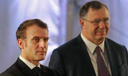 Les médias lourds français passent le revers de Total en Algérie sous silence