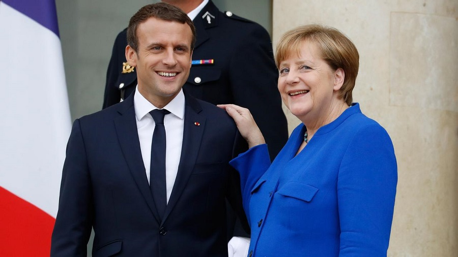 Merkel l'Europe