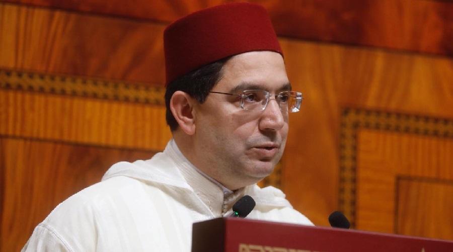 Bourita Rabat consul