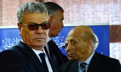 Scandale : le nouveau SG du FLN coopté à l'instigation de Saïdani et de Rabat ?