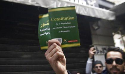Notre diaspora outrée par le maintien de l'article 51 dans la nouvelle Constitution