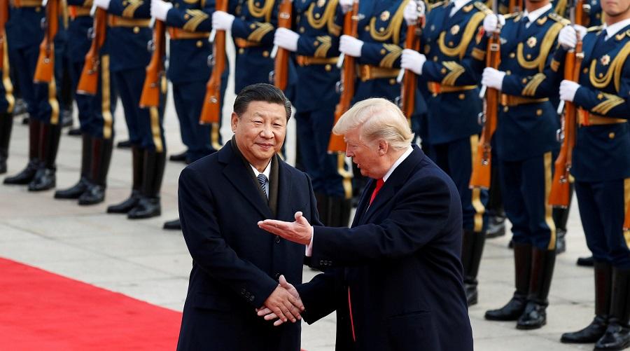 Américains Chinois