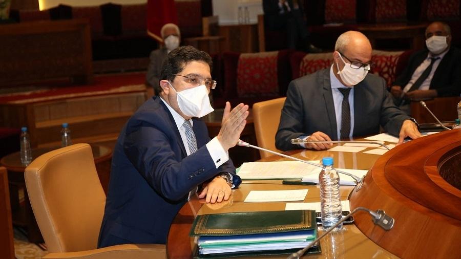 Marocains bloqués Makhzen