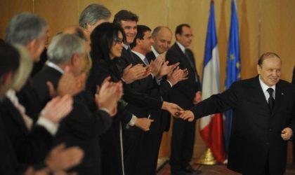 Ce signe qui marque la fin de l'emprise d'El-Mouradia sur la politique étrangère