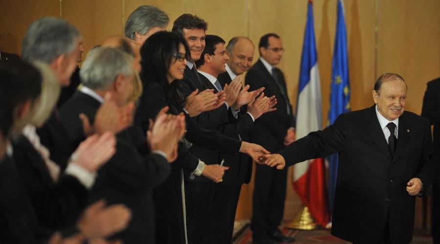 Bouteflika politique étrangère