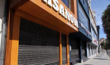 Prolongement du confinement : les commerçants se révoltent dans plusieurs wilayas