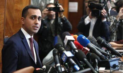 Les trois axes du forcing diplomatique italien dans la Libye voisine