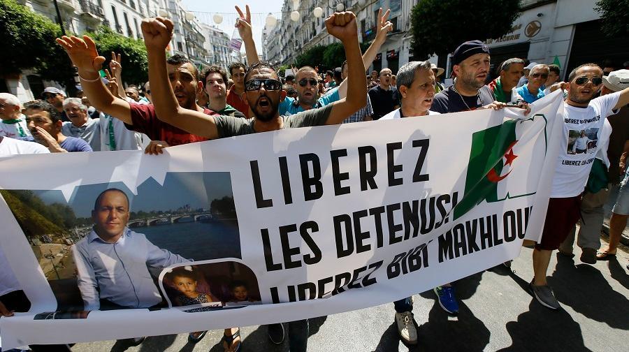 libération militants