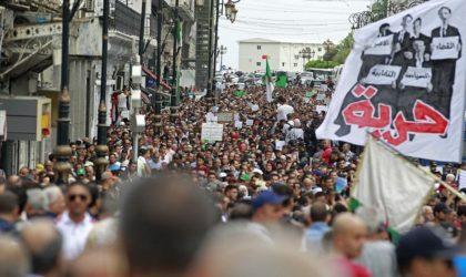 Le Mouvement populaire du 22 Février face au dilemme identitaire