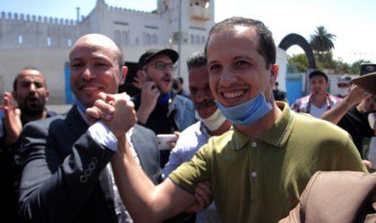 Condamné en appel à six mois de prison : Abdelwahab Fersaoui libre