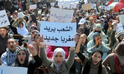 Au Maroc aussi l'appareil judiciaire est sous la botte des services secrets