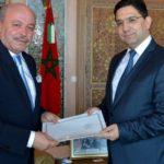ambassadeur Rabat convoqué