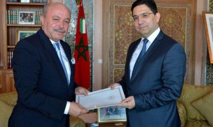 Notre ambassadeur à Rabat convoqué au ministère des Affaires étrangères