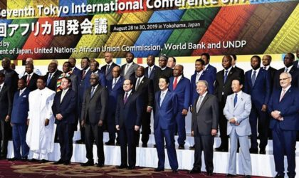 Ouverture du Sommet extraordinaire Chine-Afrique
