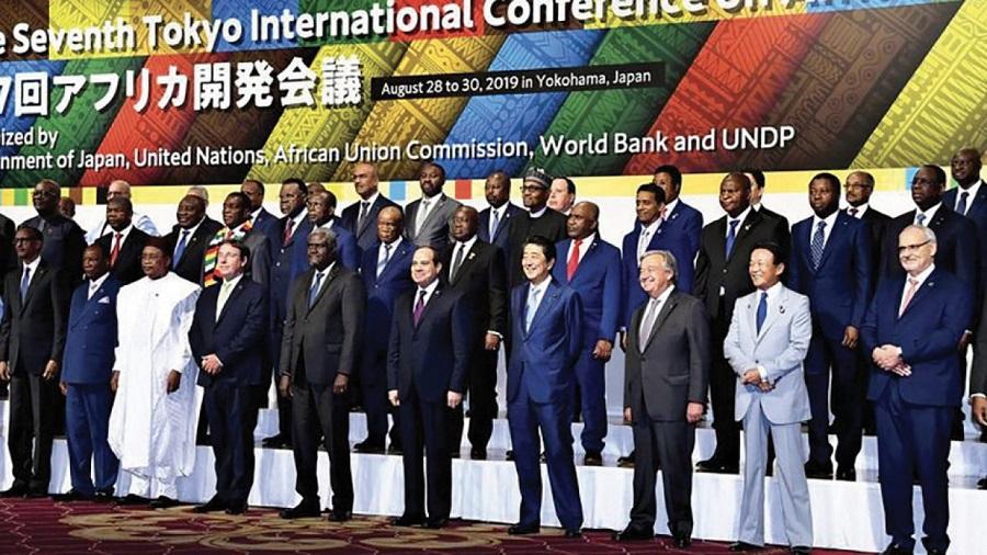 Afrique Japon pandémie