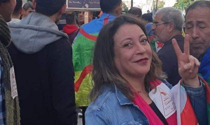 La militante Amira Bouraoui arrêtée à son domicile à Alger