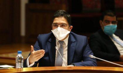 Règlement de la crise libyenne : le pétard mouillé du Marocain Bourita