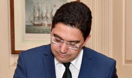 Nasser Bourita révèle le contenu de sa communication avec Sabri Boukadoum