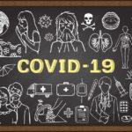 chaîne Covid-19