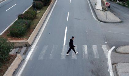 Covid-19 : le couvre-feu à partir de 20 h dans 29 wilayas