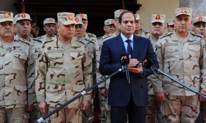 Al-Sissi l'a laissé entendre : l'armée égyptienne se prépare à envahir la Libye