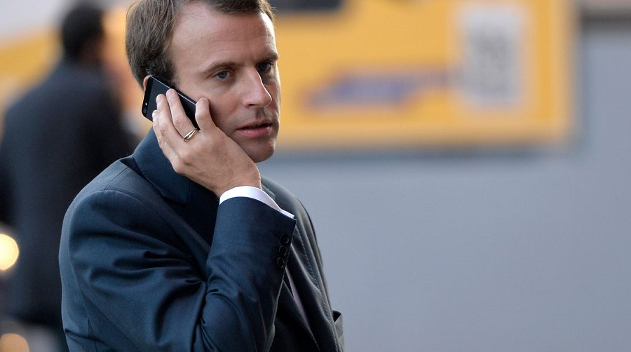 Macron Tebboune