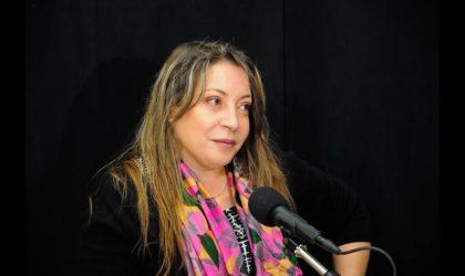 La militante Amira Bouraoui condamnée à un an de prison ferme
