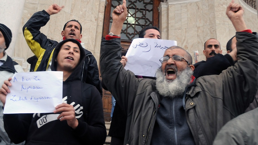 Hirak gaucho-islamistes bobos