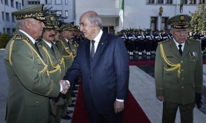 Phase ultime du nettoyage des résidus du général Gaïd-Salah ce 5 Juillet