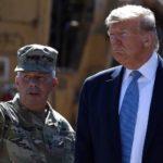 Trump bases militaires