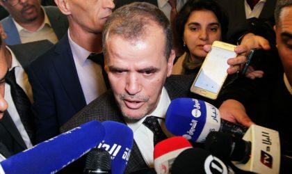 Le ministre fanfaron Kamel Rezig agace le Premier ministre Abdelaziz Djerad