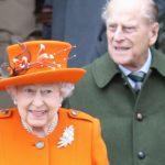 elizabeth II trône Angleterre
