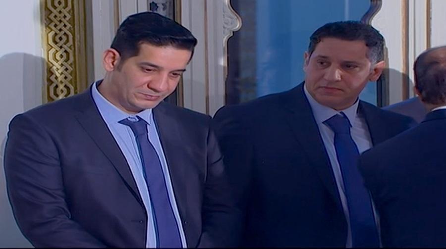 fils Gaïd-Salah Bouteflika justice