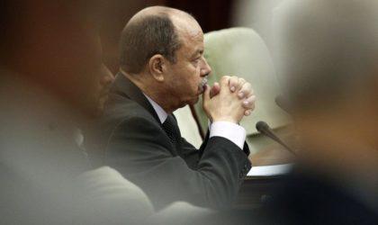 Zeghmati définitivement écarté des réunions du Haut Conseil de sécurité