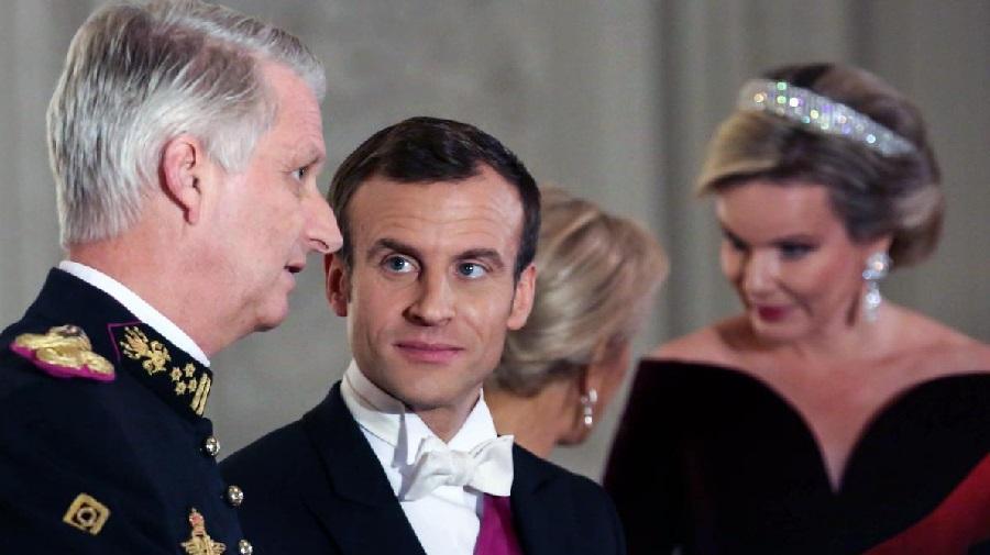 Philippe roi de Belgique