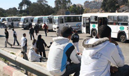 Arrêt d'activités à cause du Covid-19 : les transporteurs de Béjaïa protestent