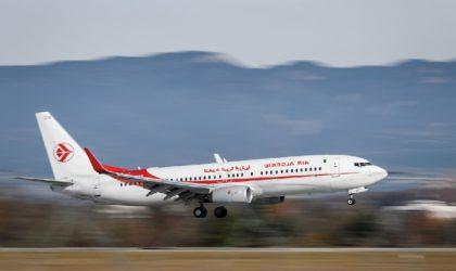 Air Algérie annonce la reprise de ses vols à partir du 15 juin
