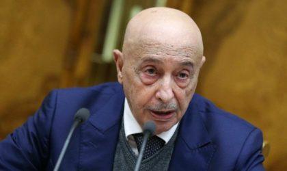 Aguila Saleh court chez Mohammed VI après avoir été «chassé» par Tebboune