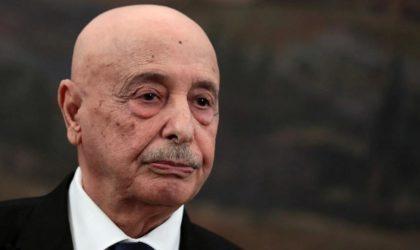 Pourquoi le président Tebboune a refusé de recevoir le Libyen Aguila Saleh