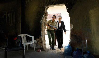 Une mission secrète de Bernard-Henri Lévy à nos frontières révélée à Tarhouna