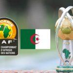 Championnat Afrique ALGERIE