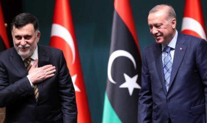 Troublante déclaration du président turc sur la Libye : lapsus ou objectif avoué ?