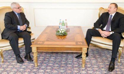 Mouloud Hamaï nommé conseiller diplomatique du président Tebboune