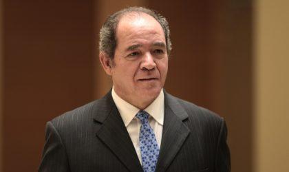 Boukadoum participe à la Conférence ministérielle dédiée à la réponse digitale au Covid-19