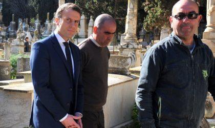Exclusif – La lettre de l'historien algérien Farid Belkadi au président Macron