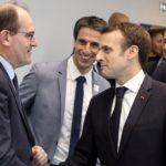 Macron Castex