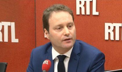 Soutien des dirigeants français à Israël : résolution Maillard, assimilant antisionisme et antisémitisme