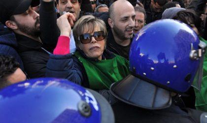 Ces ténors autoproclamés du Hirak algérien : Zoubida Assoul testée positive