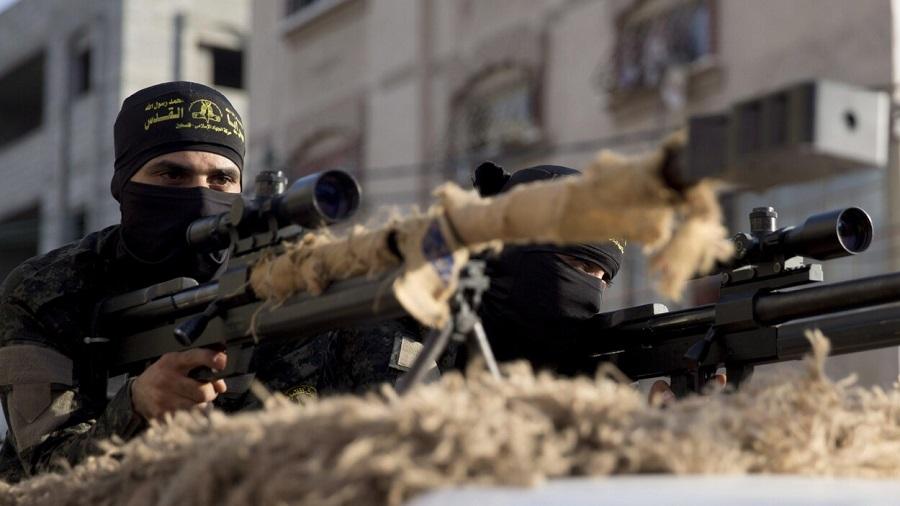 Palestine islamisme