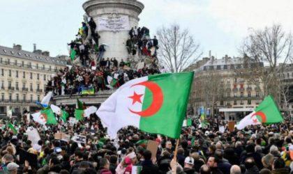 La diaspora a massivement marché à Paris et célébré dignement le jour de l'Indépendance